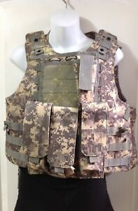 MOLLE Digital-Camo PAINTBALL VEST