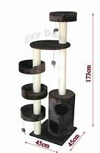 Cat Scratching Pole Scratch Post Toy Tower Gym Tree 173cm * ED127 Thomastown Whittlesea Area Preview