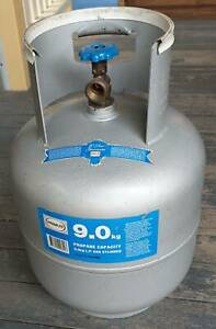 Gas Bottle 9Kg Full of Gas