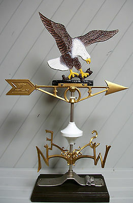 Bald Eagle Weather Vane patriotic weathervane Robbins ...