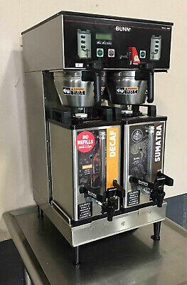 Bunn Dual Sh Dbc Commercial Coffee Brewer 2011 Model Server 33500 Maker Pickup