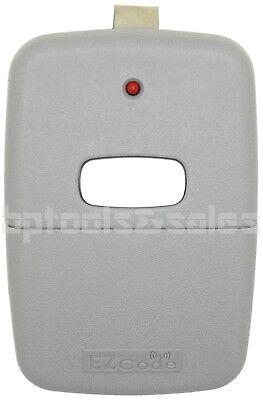 10 Digit Pins EZ Code Remote Control Garage Door Gate Opener Transmitter 300 MHz