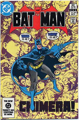 BATMAN #364 (DC 1983) NM- FIRST PRINT BAGGED