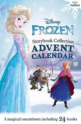 NEW Disney Frozen Large Storybook Collection Advent Calendar 24 books!