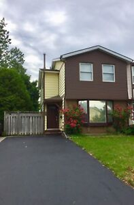 **Rent to Own** Lovely 3-Bedroom Semi-Detached Home in Brantford