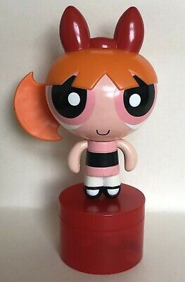 Powerpuff Girls Blossom BonBon Buddies candy figure retro toy Cartoon Network for sale  Shipping to South Africa