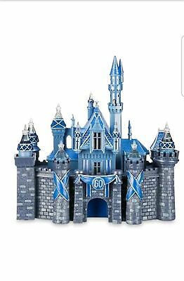 Disneyland Diamond Celebration 60Th Anniversary Sleeping Beautys Castle Figure