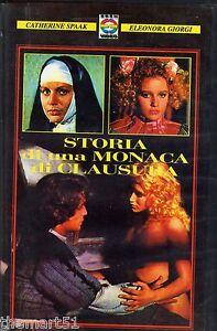 Storia-di-una-Monaca-1974-VHS-Eden-Video-Catherine-Spaak-Eleonora-Giorgi-VHS
