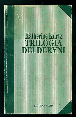 KURTZ KATHERINE TRILOGIA DEI DERYNI NORD 1997 NARRATIVA 82