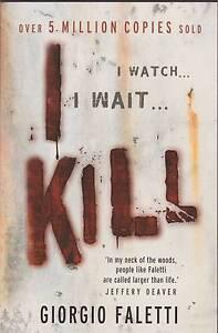 I KILL Giorgio Faletti ~ SC 2011 Like New Perth Region Preview