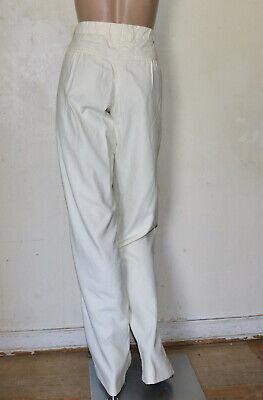 Maison Martin Margiela Collection off white dress pants 42 vintage