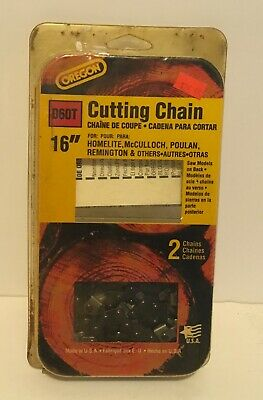 Oregon Chainsaw Parts Cutting Chains Outdoor Power Tools