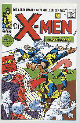 X-MEN # 1 - GERMAN REPRINT / VARIANT - MARVEL - TOP