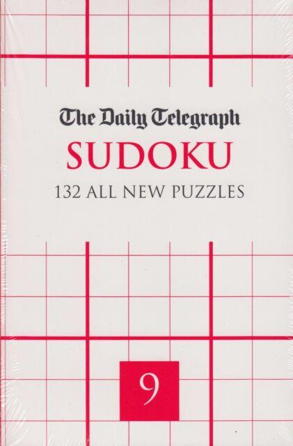 The Daily Telegraph Sudoku vol 9 BRAND NEW BOOK (Paperback 2011)