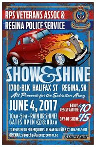 FREE FREE FREE Admission to Public, Show and Shine Car Show