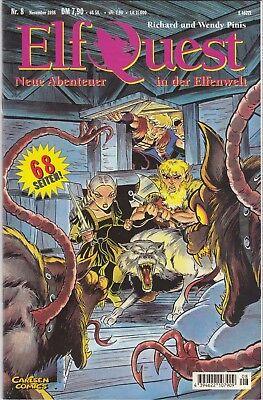 ELFQUEST / ELFENWELT NEUE ABENTEUER # 8 - CARLSEN 1998 - TOP
