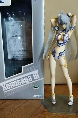 Xenosaga III KOS-MOS Swimsuit ver. 1/6 PVC Figure Alter Japan*