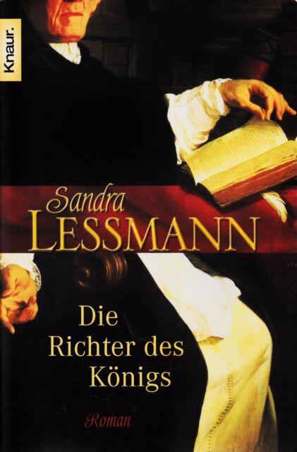 *~  Die RICHTER des KÖNIGS -  von Sandra LESSMANN  tb  (2005)