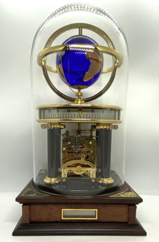 Royal Geographical Society millennium Clock