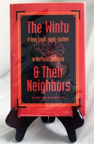The Wintu & Their Neighbors—1998 Un. of Arizona Press First Printing Hardback/DJ