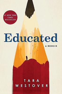 Educated: A Memoir by Tara Westover Fast Delivery