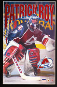 NHL Goalie Poster