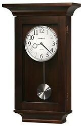 NEW Howard Miller Gerrit 625-379 Wall Clock Dual Chime Westminster Ave Maria