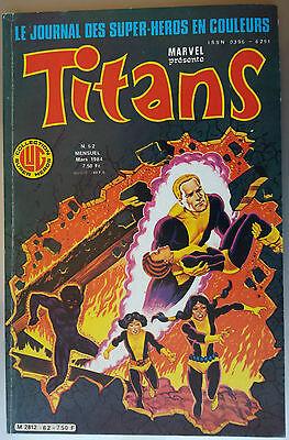 Marvel présente Titans N°62 Super-héros Lug Star Wars