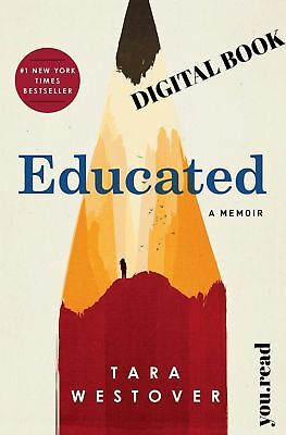 Educated A Memoir By Tara-Westover (P-D-F) for sale  Shipping to India