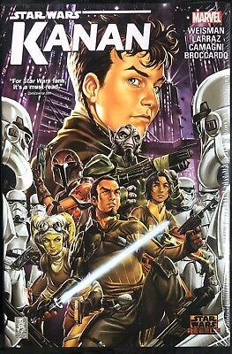 Marvel Comics Star Wars Kanan Omnibus Hardcover HC Sealed