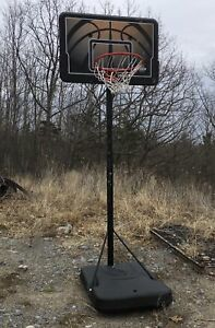 Basketball Hoop Lifetime Portable System