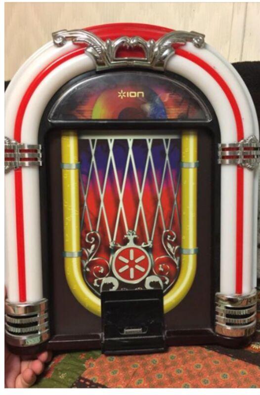 Ion jukebox
