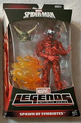 "Marvel Legends 6"" Carnage Ultimate Green Goblin wave New Sealed Spider-Man"