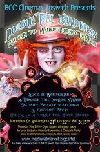 Alice in Wonderland V.I.P. Screenings & Costume Party Ipswich Ipswich City Preview