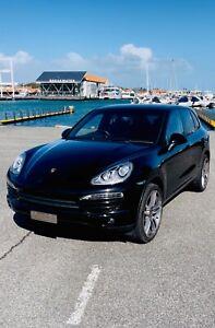 2013 Porsche Diesel Cayenne Auto