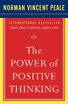 *Paperback* THE POWER OF POSITIVE THINKING by Norman Vincent Peale
