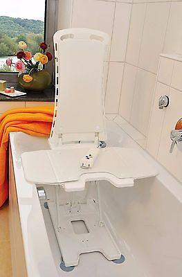 SALE Imply Bellevita Auto Bath Lifter Seat Lightweight Reclining Lift Controller