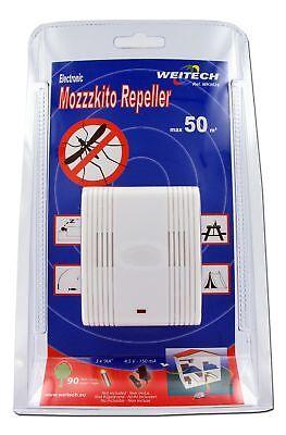 Weitech - Mosquitos Ahuyentador Granjas de la Batería Insectos Batería