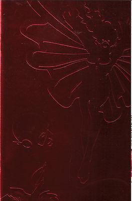 FLASH (deutsch) # 1 METALLIC-VARIANT - ROTES - COVER - PANINI 2001 - TOP