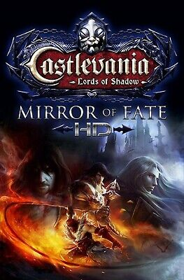 Castlevania: Lords of Shadow - Mirror of Fate HD Region Free Steam PC