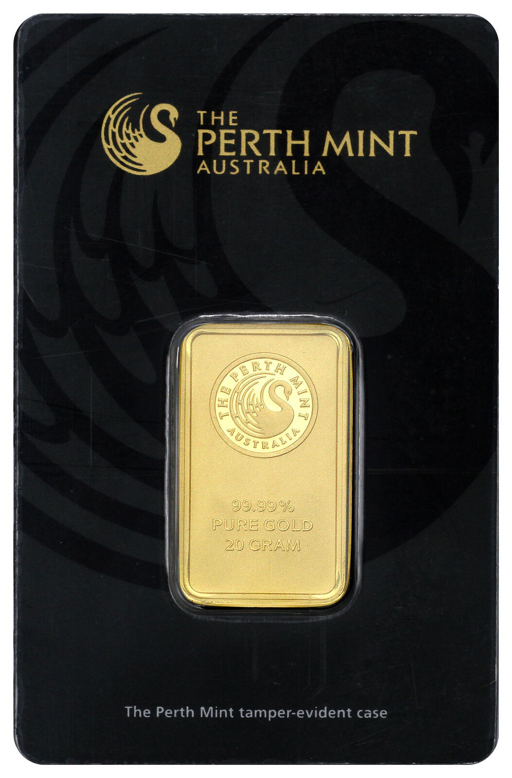 Perth Mint 20 Gram 9999 Gold Bar New Sealed With Assay