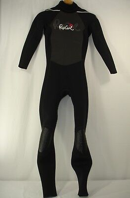 Rip Curl 3.2 Classic Sealed Women s Full Long Sleeve Wetsuit Surf Black Size  12 8aea21f2f
