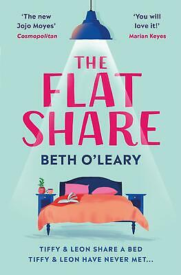 The Flatshare by Beth O'Leary New Paperback Book