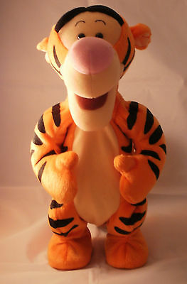 Bounce Around Tigger - He Bounces and Talks 18+ morths, 18357-0920,