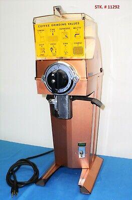 Mahlkonig Kenia Coffee Espresso Grinder Works Well Very Clean