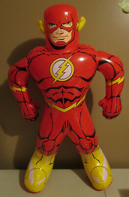 Unique Superhero Gifts (Flash | Inflatable Super-Hero | 40 inch | Great Gift | Unique Display)