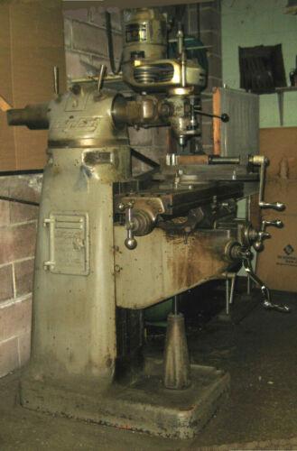 Bridgeport Vertical Milling Machine 9inx36in