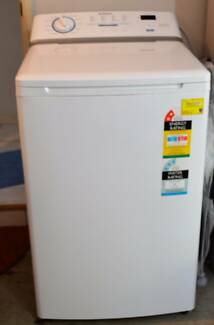 Simpson 5.5kg toploader washing machine