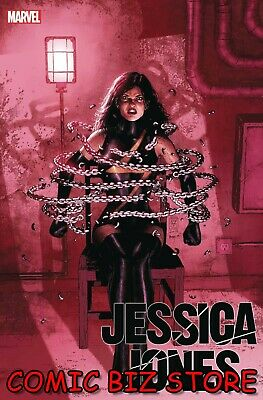 JESSICA JONES BLIND SPOT #5 (OF 6) (2020) 1ST PRINTING GIANGIORDANO MAIN COVER