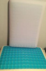 Set of 2 Gel Memory foam pillows paid $109 asking $50